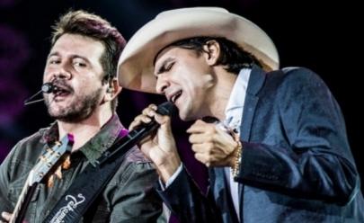 Dupla Jads e Jadson faz show em Goiânia
