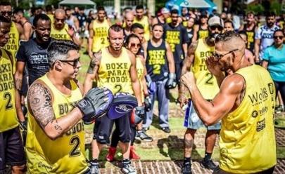 Boxe para todos: evento em Brasília promove aulão gratuito da modalidade para todas as idades