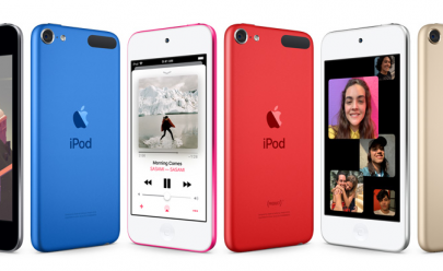 Apple anuncia novo iPod touch