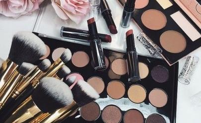 Empresa de maquiagem faz outlet com produtos a partir de R$3,29