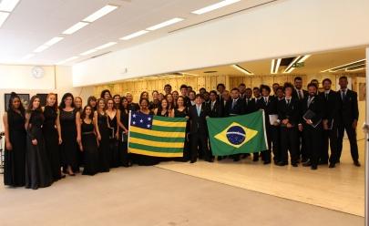 Coro goiano faz concerto com música brasileira na ONU