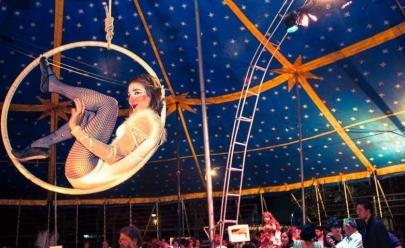Livro 'Era uma vez um circo: a história do Circo Laheto' será lançado no próximo sábado (20)
