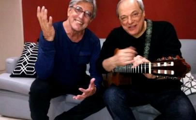 Em entrevista exclusiva ao Curta Mais, Toquinho e Ivan Lins falam sobre carreira, amizade e canções marcantes