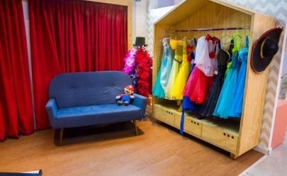 Brinquedoteca promove matinê com programação especial de Carnaval para crianças em Goiânia