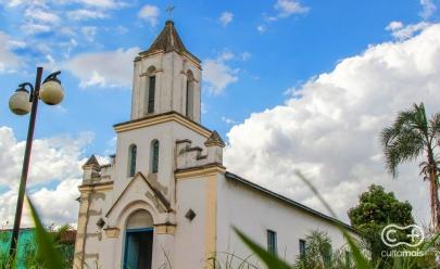 Capelinha São José na região de Campinas é a igreja mais antiga de Goiânia