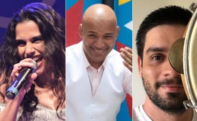 Encontro de Sambistas reúne Fernando Boi, Débora di Sá e Diogo Noleto em Goiânia