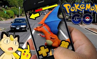 Usuários do app Pokémon Go são vítimas de assalto