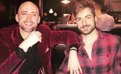 Em postagem emocionada, Paulo Gustavo lamenta a perda de gêmeos em barriga de aluguel