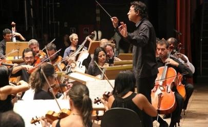 Orquestra Sinfônica faz concerto gratuito no Cine Brasília