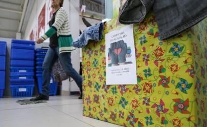 Saiba como participar da campanha do agasalho em região administrativa de Brasília