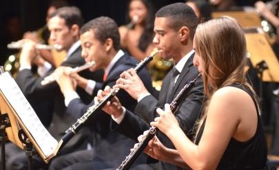 Orquestra Sinfônica Jovem de Goiás apresenta concerto em Goiânia
