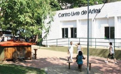 Centro Livre de Artes inicia atividades na próxima segunda