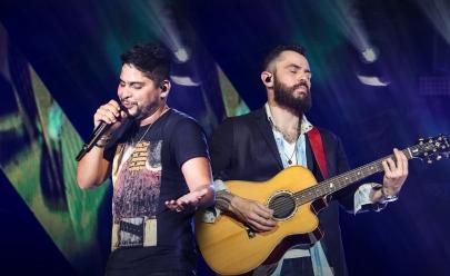 Jorge & Mateus, Alok e Israel Novaes dividem palco em Anápolis