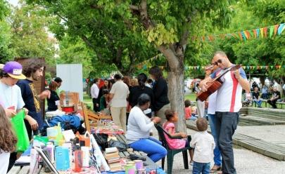 Feira de trocas incentiva o desapego com entrada gratuita em Aparecida de Goiânia