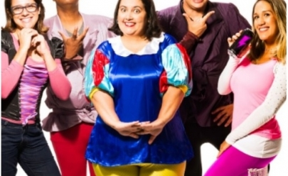 Grupos de comédia se juntam para espetáculo em Brasília
