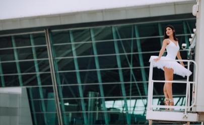 Aeroporto de Brasília recebe exposição em homenagem ao Dia Internacional da Dança
