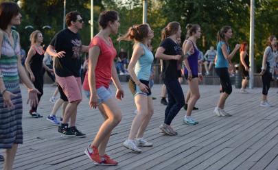 Goiânia recebe aulas de dança gratuitas em parque