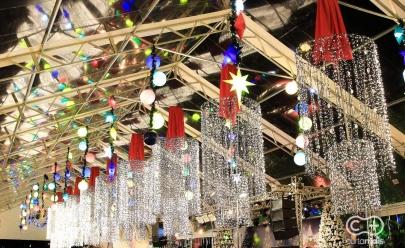 8 roteiros natalinos para aproveitar em Goiânia