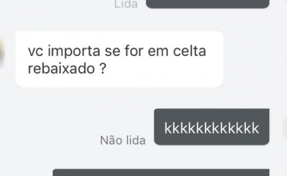 Motorista de aplicativo faz pergunta inusitada a passageira em Goiânia e internautas se divertem