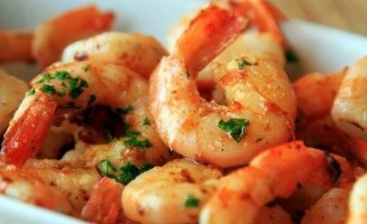 Lugares para comer camarão em Goiânia