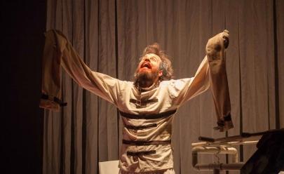 Cia Delarte apresenta espetáculo África com texto de Miguel Jorge no Teatro Sesc Centro em Goiânia
