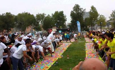 3ª Guerra de Balão tem entrada gratuita em Goiânia