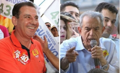 Vanderlan Cardoso vai enfrentar Iris Rezende no segundo turno em Goiânia