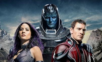 X-Men: Apocalipse estreia hoje nos cinemas de Goiânia