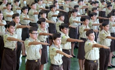Goiás vai ganhar mais dez Colégios da Polícia Militar; veja onde
