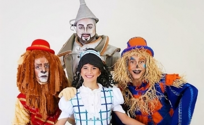 Festival de Teatro Infantil de Goiás, Festin movimenta o Teatro Goiânia no feriado