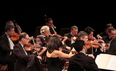 Orquestra Sinfônica do Teatro Nacional faz concerto gratuito em Brasília