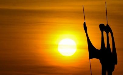 Sensação térmica pode chegar dos 40º graus em Brasília