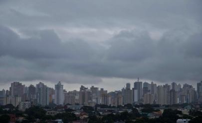 Chuva e mais frio em Goiânia e no interior de Goiás nos próximos dias, prevê meteorologia