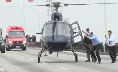 Governador do Rio comemora morte de sequestrador e Vídeo divide opiniões na internet