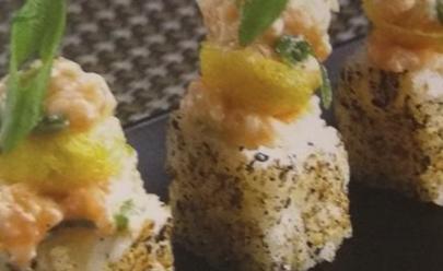 Criatividade brasileira se supera e nasce o sushidangos, o sushi feito com fandangos
