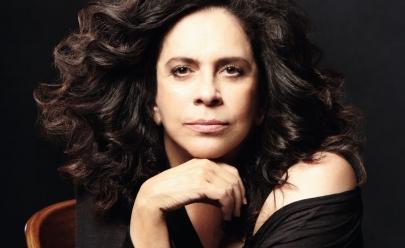 Show de Gal Costa em Brasília é adiado para novembro