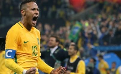 Neymar faz gol mais rápido da história da Seleção Brasileira contra Honduras nas Olimpíadas; confira o vídeo
