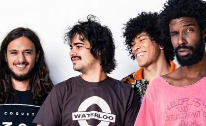 Boogarins faz show em Goiânia