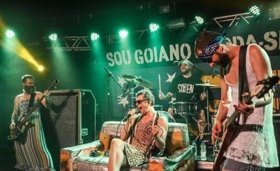 Goiânia apresenta Rollin Chamas este sábado