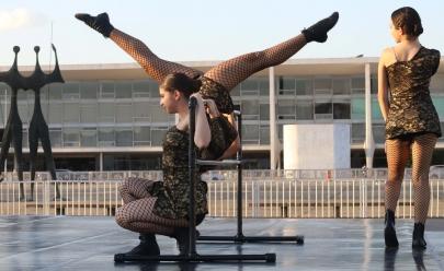 Arte no Cat: companhia de dança faz apresentação gratuita em ponto turístico de Brasília