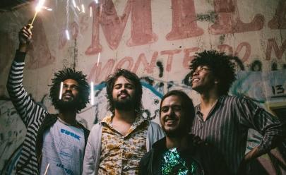 Pela primeira vez, banda de rock goiana Boogarins é indicada ao Grammy Latino