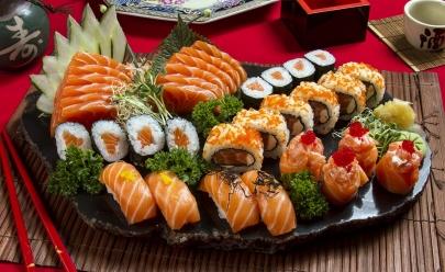 8 restaurantes para você comer Sushi em Brasília