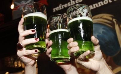 Hotel oferece chopp verde nesta semana em Goiânia