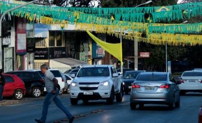 Saiba o horário de funcionamento do comércio e dos serviços públicos nesta sexta-feira de jogo do Brasil