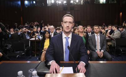 Criador do Facebook pede desculpas em audiência no Congresso dos Estados Unidos