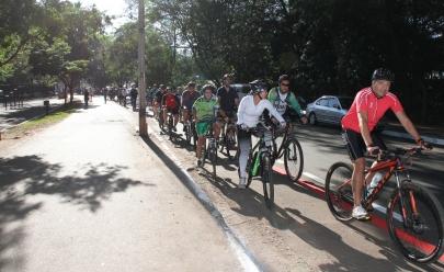 Rota do pedal em Goiânia: 40 quilômetros de trechos cicloviários para você fugir do sedentarismo
