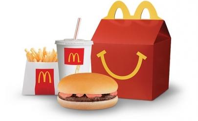 McDonald's muda famoso lanche infantil para auxiliar no combate à obesidade infantil