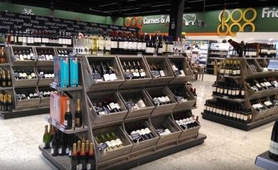 Bretas dá 50% de desconto em vinhos, espumantes, licores e whisky neste fim de semana em Uberlândia