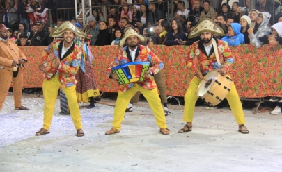 Brasília recebe etapa do campeonato de quadrilhas juninas