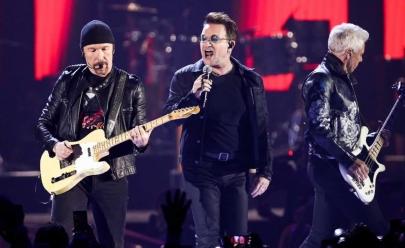 U2 confirma show no Brasil com participação de ex-Oasis